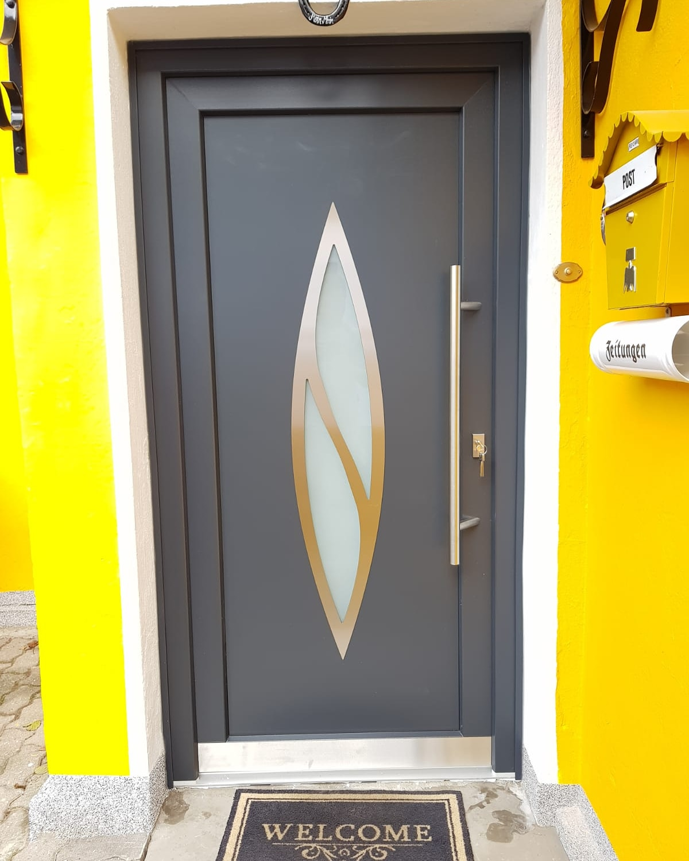 PVC DOORS SYSTEMS